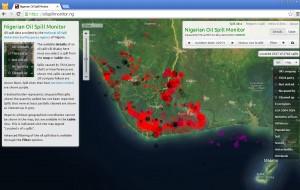 Oil Spill Monitor