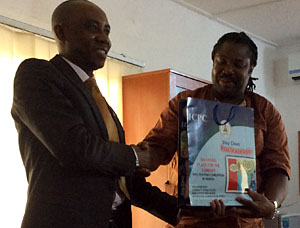 ICPC supports SDN's work to fight corruption