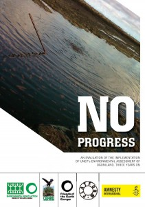 Download the report: An evaluation of the implementation of UNEP's environmental assessment of Ogoniland, three years on
