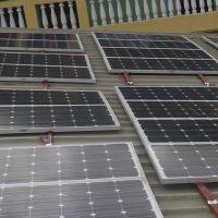 CMAP radio station solar power case study