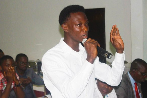 Report on the Pan Niger Delta Youth Summit