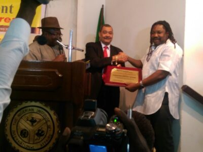 SDN Wins Community Development and Nature Conservation Award