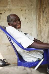 Eldest Man in Rumuekpe (Philip Eyinda)