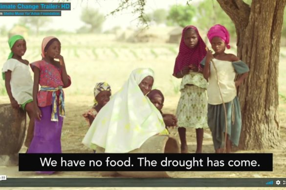 'Nowhere to Run' Trailer - Climate Change in Nigeria