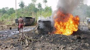Communities not Criminals - Illegal Oil Refining in the Niger Delta