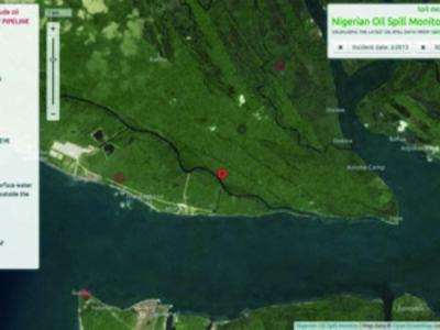 Recent oil spills in Delta and Bayelsa States, Nigeria