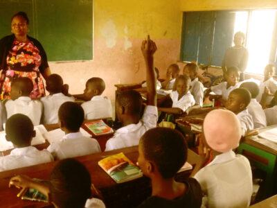Adeline Odikibiebuma Lead Advocacy For Infrastructural Development in Ogu Community.