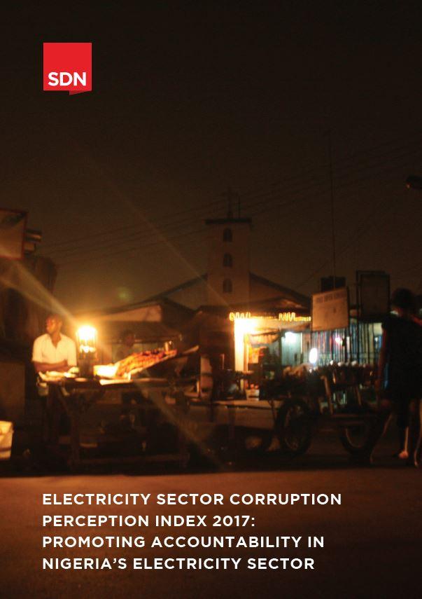 Corruption index survey