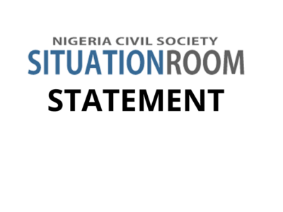 Nigeria Civil Society Situation Room Condemns Security Siege at the National Assembly