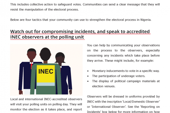 2019 Election: Voter Toolkit