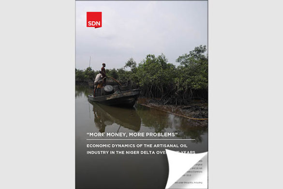 """More Money, More Problems"" – Economic Dynamics of the Artisanal Oil Industry in the Niger Delta Over Five Years"