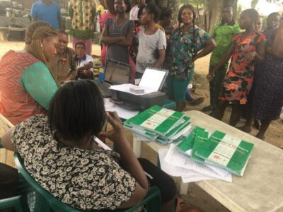 Research on women's participation in politics in the Niger Delta