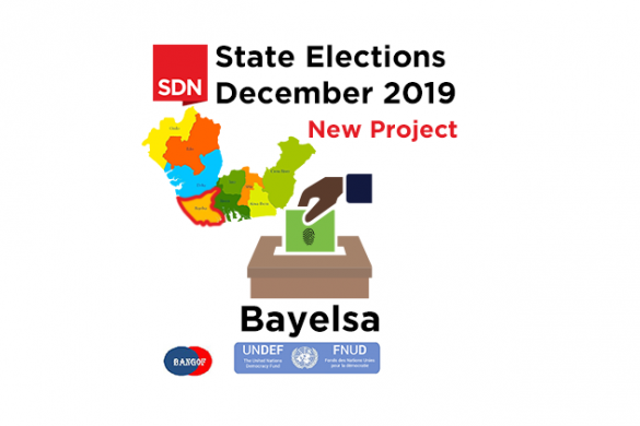 Contributing to credible elections and the development of good governance in Bayelsa State