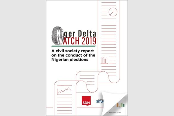 Overall report: Niger Delta Watch 2019