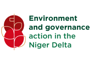 Project label for Environment and Governance action in the Niger Delta