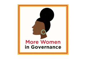 Project label for More women in Governance