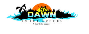 Project label for Dawn in the Creeks