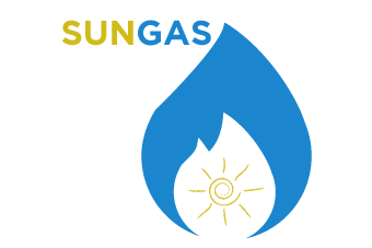 Project label for SUNGAS