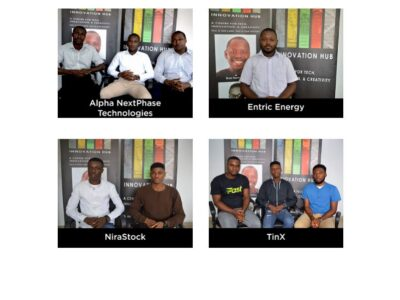 Supporting start-up businesses at the Ken Saro-wiwa Innovation Hub