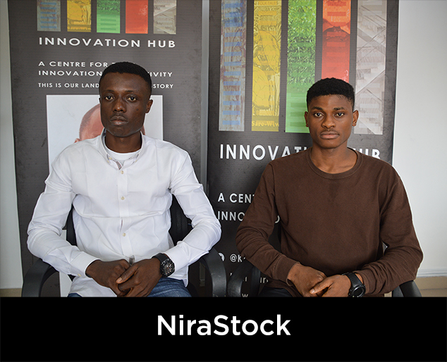 NiraStock start up. Click for more info