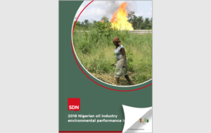 Report: 2018 Nigerian oil industry environmental performance index