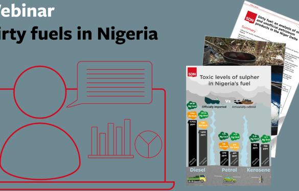 Webinar: Dirty fuels in Nigeria