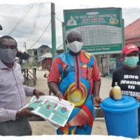 Working with rural communities to curb Covid-19 in the Niger Delta