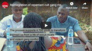 Repentant cult gang members - alternative livelihoods in the Niger Delta