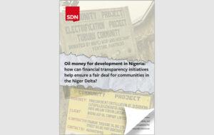 Report: Oil money for development in Nigeria